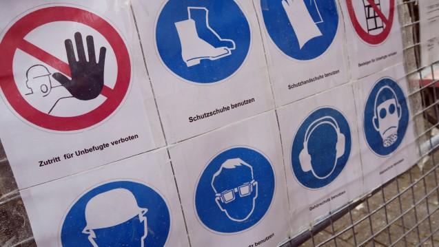 Bei einem Arbeitsunfall zahlt nicht die GKV. Was müssen Apotheken bei BG-Rezepten beachten? (Foto: picture alliance)