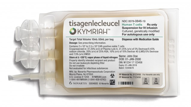In den USA ist dasCAR-T-Zelltherapeutikum bereits zugelassen. (Foto:picture alliance / AP Photo)