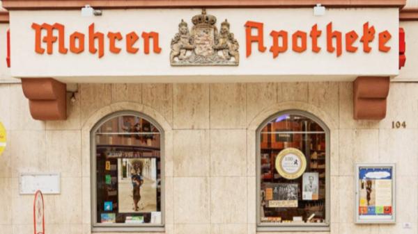 """""""Hof-Apotheke zum Mohren"""" behält ihren Namen"""
