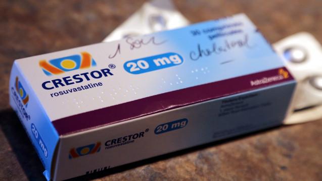 Trennt sich AstraZeneca von den US-Rechten an Crestor? (Foto: picture alliance)