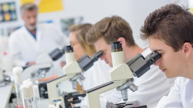 Bald soll auch in Salzburg ein Pharmaziestudiengang starten. (Quelle: Fotolia / auremar)