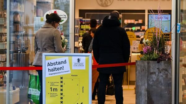 ABDA bittet Patienten um Verständnis für Vorsichtsmaßnahmen in Apotheken