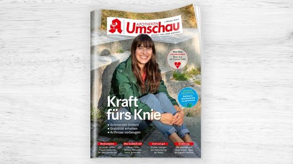 Apotheken Umschau-Relaunch zum 1. Oktober