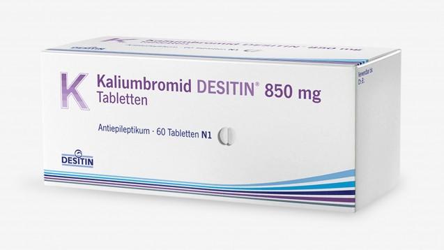 Desitin hat die Preise für das bei Epilepsie eingesetzte Kaliumbromid kräftig angezogen. (Bild: Desitin)
