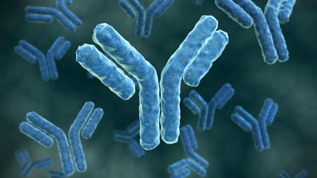 Kann PEG die negativen Auswirkungen auf die Immunabwehr von Antikörpern gegenTNF-α reduzieren? (m / Foto: imago)