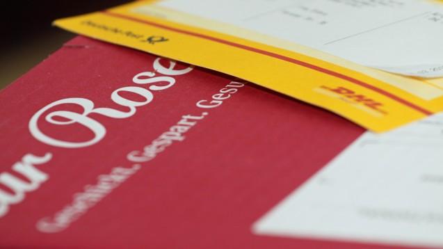 Der Poststreik in Deutschland machte Zur Rose zu schaffen. (Foto: Sket)