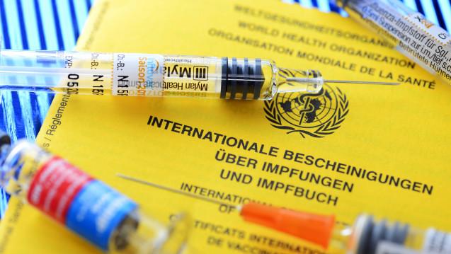Ein Teilaspekt des neuen Versorgungspakets von Gesundheitsminister Spahn: Eine neue Regelung zur Impfstoffversorgung. ( j/ Foto: Christian Ohde / Imago)
