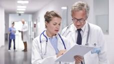 Gute Personalausstattung im deutschen Gesundheitswesen. (Foto: Imago)
