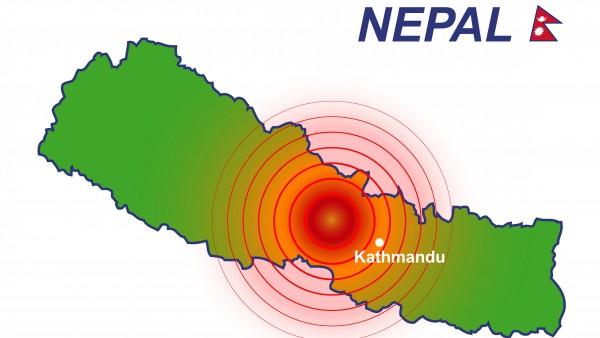 Gewaltiges Nachbeben in Nepal
