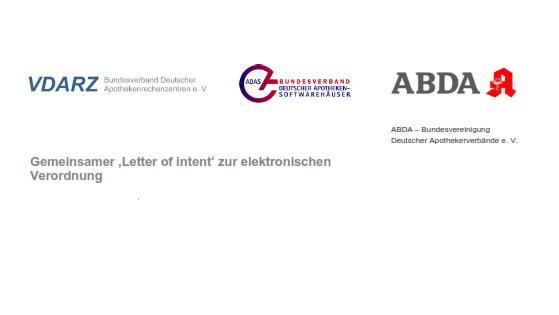 ABDA kooperiert mit Softwarehäusern und Rechenzentren beim E-Rezept
