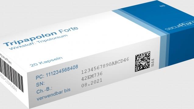 Über einen neuen Code auf Arzneimittelpackungen müssen Apotheker seit Februar Arzneimittel aus dem EU-Fälschungsschutzsystem Securpharm ausbuchen. Doch derzeit bereitet das System einigen Apothekern Probleme. (Foto: Securpharm)
