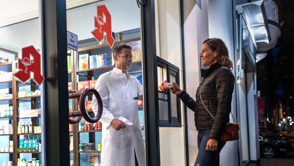 Apotheken erhalten pro Notdienst 372,40 Euro