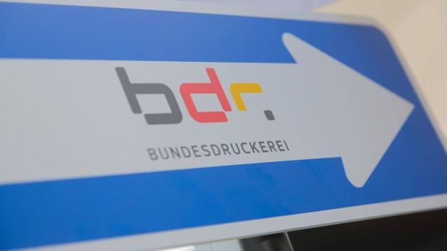 Die Bundesdruckerei braucht noch etwas Zeit für die Auslieferung aller Schutzmasken-Voucher. (m / Foto: imago images / Jürgen Schwarz)