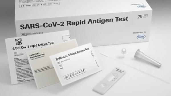 Studie: Antigentests bei symptomatischen Patienten ähnlich zuverlässig wie PCR