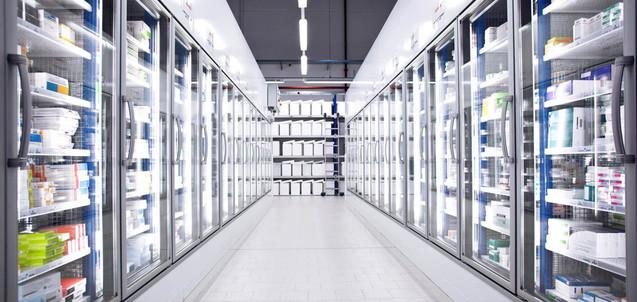 Der Großhandel kontolliert nicht nur die Temperaturen bei der Lagerung kühlpflichtiger Arzneimittel - auch während des Transports gilt es, die Temperatur nicht aus den Augen zu verlieren. (Foto: Phagro)