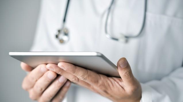 Einer Umfrage zufolge halten viele Ärzte nichts vom E-Rezept. (Foto: nito/stock.adobe.com)