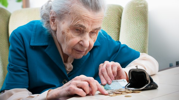 """""""Mit jedem Euro mehr, leben die Menschen länger"""""""