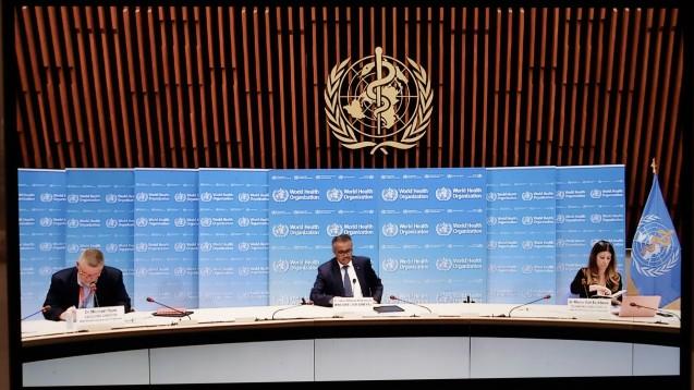 Trumps Entscheidung, die Zusammenarbeit mit der WHO mitten in der Corona-Krise zu beenden, hatte schon bei der Ankündigung im Mai weltweit Kritik ausgelöst.(m / Foto: imago images / Xinhua)