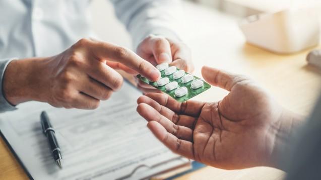 Antibiotika wirken nicht gegen virale Infektionen! Durch den verantwortungsbewussten Umgang mit Antibiotika können besonders vulnerable Patientengruppen geschützt werden.(s / Foto: joyfotoliakid / stock.adobe.com)