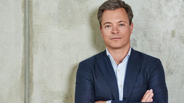 Sven Seidel, derzeit noch Konzernvorstand beim Otto-Konzern, soll neuer Phoenix-Chef werden. (c / Foto: Otto Group)