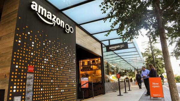Amazon testet Präsenzgeschäft auf Berliner Kurfürstendamm