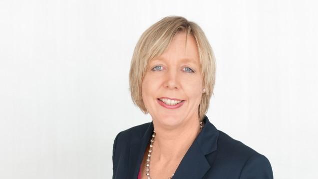 Dievdek-Vorstandsvorsitzende Ulrike Elsner stellt sich öffentlich hinter die EGK. (Foto: vdek)