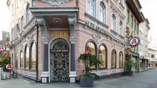 Die Alte Apotheke in Bottrop wurde nach der Verhaftung des Zyto-Apothekers Peter S. an seine Mutter zurückübertragen. ( r / Foto: imago)