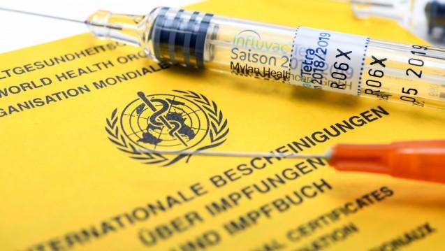 Keine vertraglichen Lösungen, sondern feste Vergütungen in der Arzneimittelpreisverordnung: Das sind die neuen Pläne von Union und SPD in der Impfstoffversorgung. (c / Foto: imago)