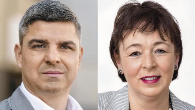 Andreas May und Tanja Kratt haben einen offenen Brief an Bundesgesundheitsminister Jens Spahn geschrieben. (m / Foto: Adexa)