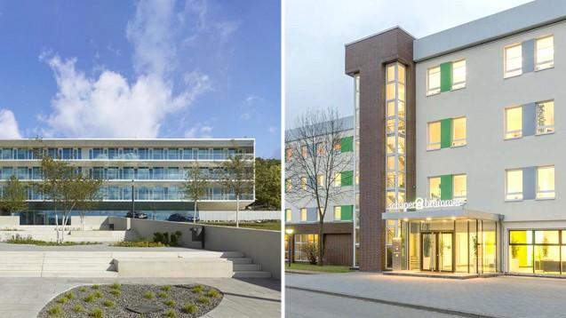 Mit dem Erwerb von 60 Prozent der Gesellschaftsanteile ist die Medice Arzneimittel Pütter GmbH am 23.04.2021 als neuer Mehrheitseigentümer bei Schaper & Brümmer eingestiegen. (Foto: Wefra)