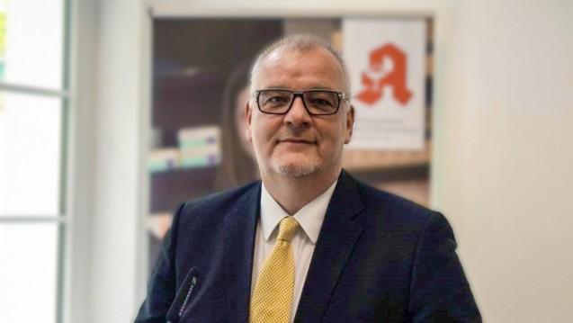 Jens Dobbert, Präsident der LAK Brandenburg, blickt kritisch auf die vergangenen acht Jahre Berufspolitik auf Bundesebene zurück. (Foto: LAK Brandenburg)