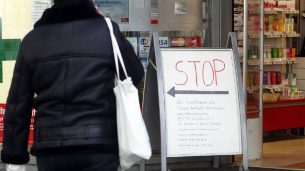 Diese Schutzmaßnahmen setzen Apotheker jetzt um