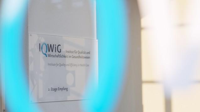 Das IQWiG hat weitere Studien zu Harvoni ausgewertet. (Foto: IQWiG)
