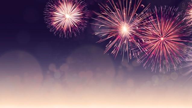 Die Redaktion wünscht: Ein frohes neues Jahr!