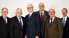 Der neue, nun sechsköpfige Aufsichtsrat der Linda AG. (Foto: Linda AG)