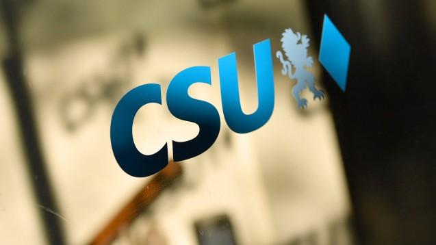Die Apotheken tauchen im Wahlprogramm der CSU in diesem Jahr nicht auf. (Foto: IMAGO / Sven Simon)