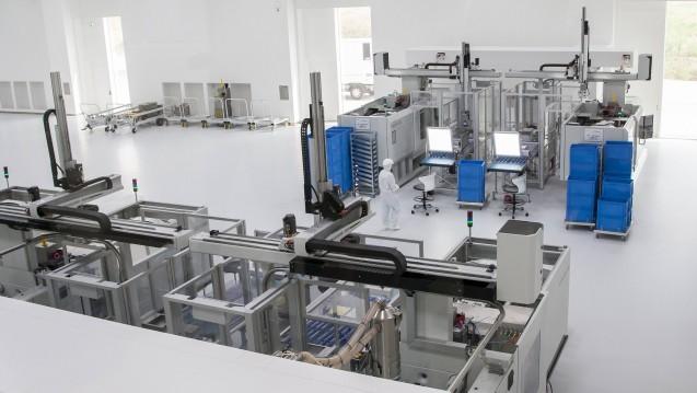 Das Marktforschungsunternehmen PriceWaterhouseCoopers hat eine Meinungsumfrage zur Reputation der Pharmaindustrie in Hessen (hier ein Foto aus dem Labor der Firma B. Braun in Melsungen) durchgeführt. ( r / Foto: Imago)