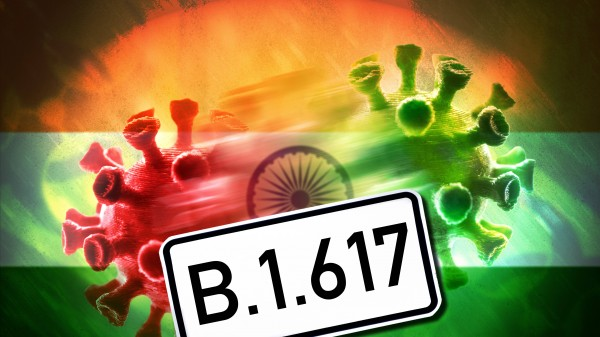 B.1.617 – was weiß man über die indische Variante?
