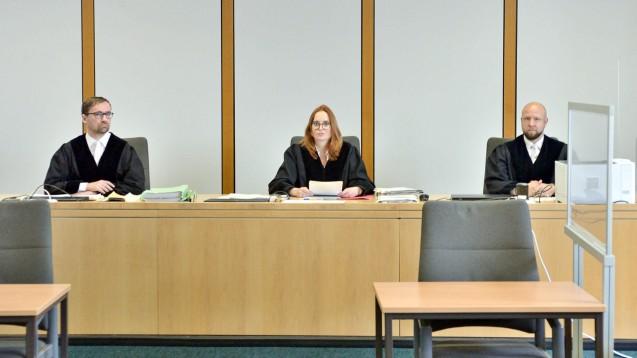 Am gestrigen Donnerstag verhandelte nun die neunte Zivilkammer des Landgerichts Essen die Klage des Insolvenzverwalters gegen die Mutter des Apothekers Peter S.. (Foto: Hinnerk Feldwisch-Drentrup)