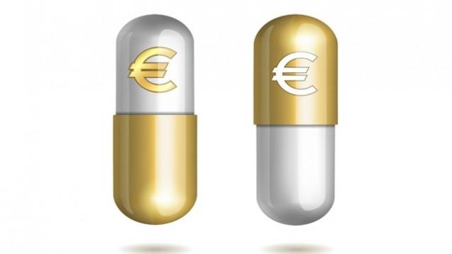 Hochpreisige Arzneimittel bringen manche Apotheke in Bedrängnis. (Bild: tassel78/Fotolia)