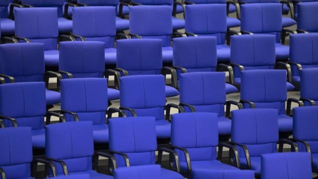 GSAV: Nach der ersten Besprechung im Bundesrat folgt die erste Lesung im Bundestag, die nach Informationen von DAZ.online schon Anfang April stattfinden könnte. (m / Foto: imago)