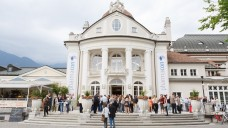 Der Pharmacon in Meran ist auch in diesem Jahr Anziehungspunkt für viele Apotheker. (Foto: pharmacon.de)