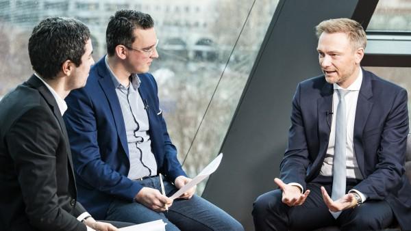 """""""Die FDP ist immer noch die beste Wahl für Apotheker"""""""