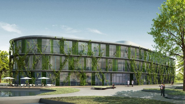 2017 wird ein neues Laborgebäude der Wala fertiggestellt, das modernste Anforderungen an Technik und Umweltschutz erfüllt.