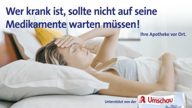 Der Wort & Bild Verlag launcht zur Expopharm seine neue Kampagne für die Apotheke vor Ort. (Foto: Wort & Bild)