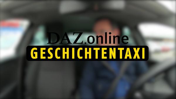 DAZ.online-Geschichtentaxi jetzt auch als Podcast!