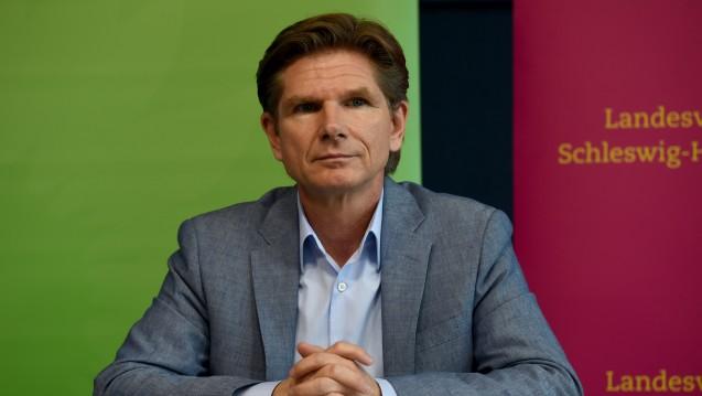 Nächster Gesundheitsminister in Kiel? Der FDP-Politiker Heiner Garg soll Medienberichten zufolge ins Kieler Kabinett aufrücken. (Foto: dpa)
