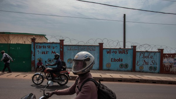 Ebola-Impfstoff womöglich bald auf dem Markt?