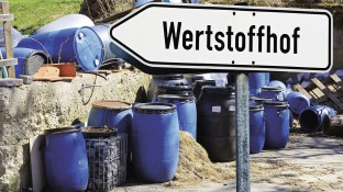 Gezielte Müllbeseitigung