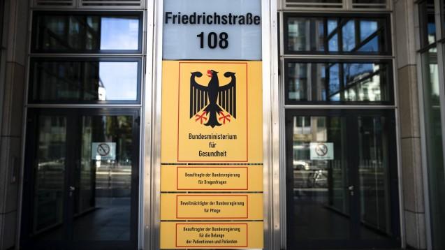 Das Bundesministerium für Gesundheit prüft, ob die Teleclinic gegen das Zuweisungsverbot verstößt. (m / Foto: imago images / Müller-Stauffenberg)